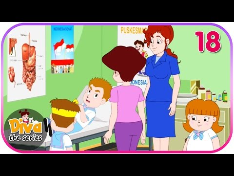 Seri Diva   Eps 18 Itu Tidak Sehat   Diva The Series Official