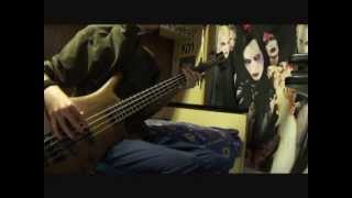 The Cult - Love Removal Machine Bass Cover By Marga