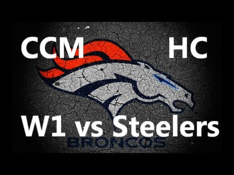 "Madden NFL 13 ""Connected Careers"" Denver Broncos Head Coach 