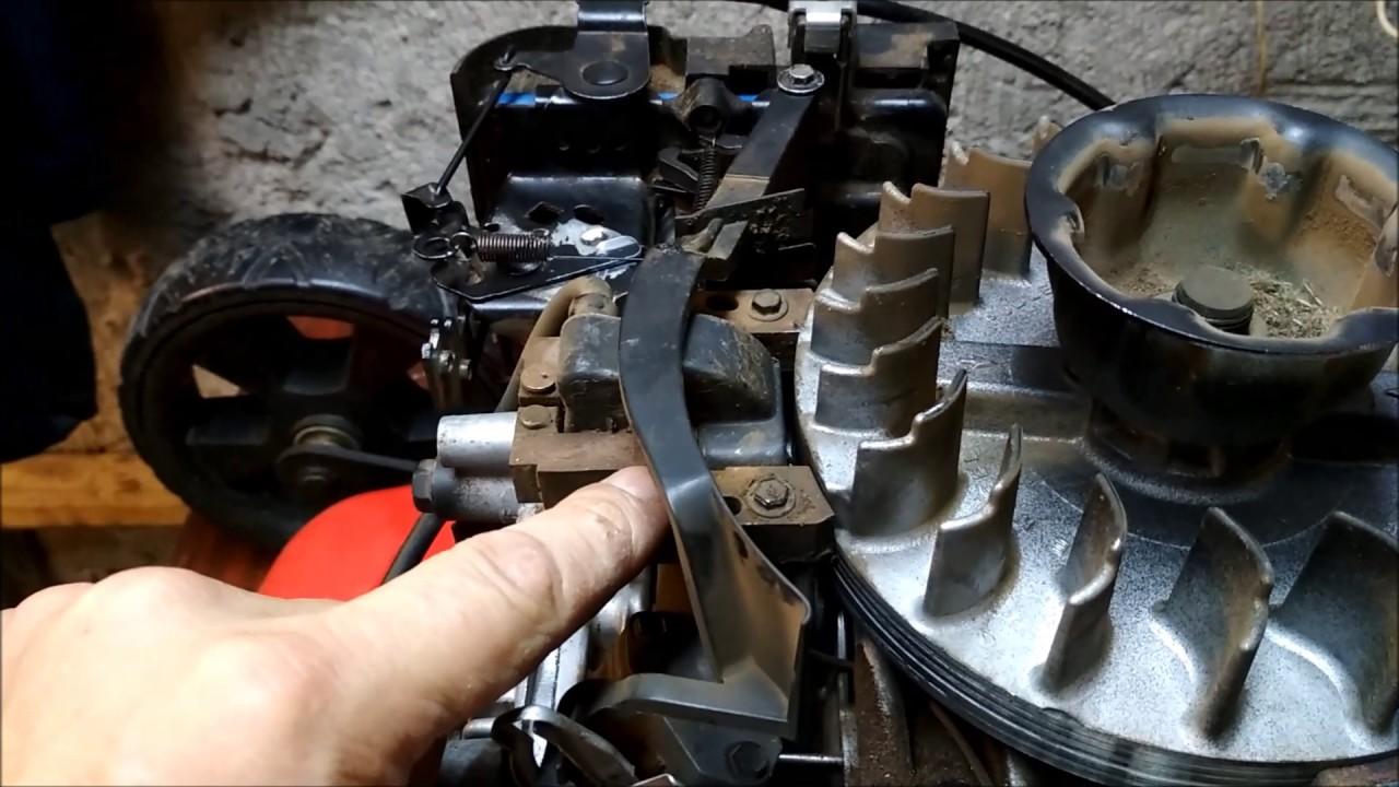 Ремонт двигателя briggs stratton своими руками фото 626