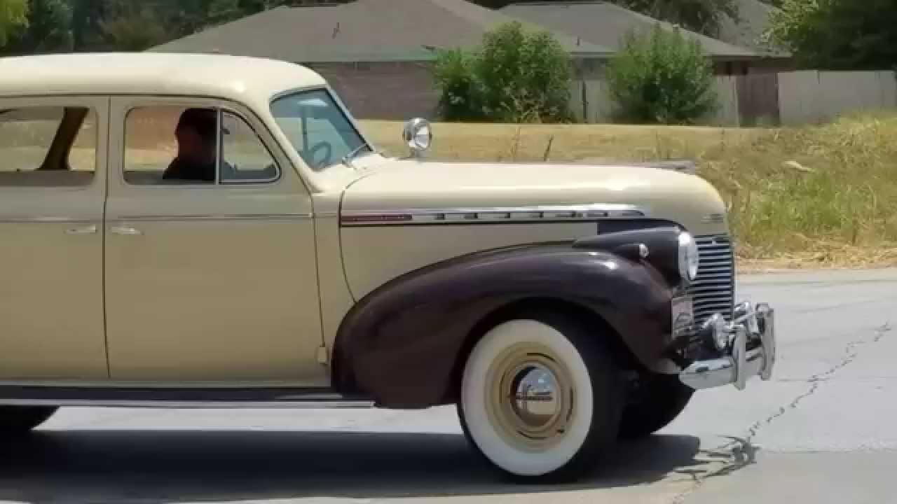 1940 Chevy Truck >> 1940 Chevrolet Special Deluxe Sedan - YouTube