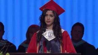 불법체류자 수석 졸업생 졸업식 연설 Larrisa Ma…