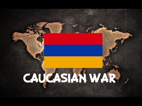 [War Simulations] Caucasian war