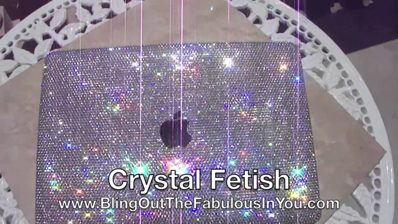 15 Inch Macbook Pro Retina Display Bling Case By Crystal