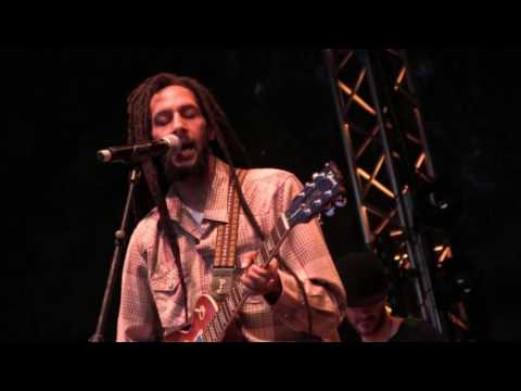 Julian Marley & The Uprising at the 12 Africa Days Vienna 23.08.2016