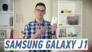 Samsung Galaxy J1: обзор смартфона(Цена и наличие: http://rozetka.com.ua/samsung_galaxy_j1_ds_white/p2004767/ Видеообзор Samsung Galaxy J1 Смотреть обзоры других смартфонов:..., 2015-02-26T08:25:34.000Z)