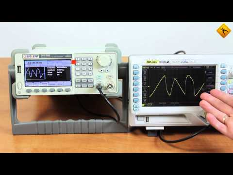 Creating Arbitrary Waveform Signals with Siglent SDG5000