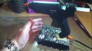Hot Glue Gun Stand