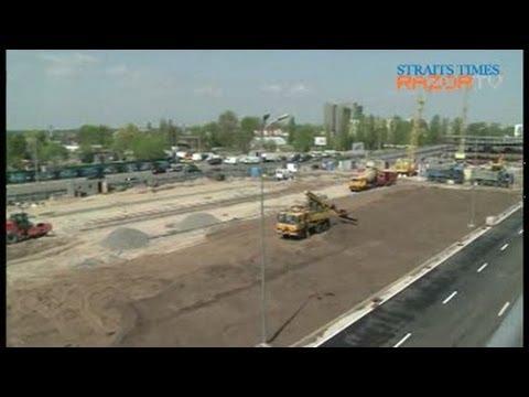 Euro 2012: Transport concerns in Ukraine
