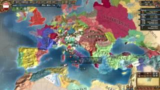 Getting A PU Over Bohemia In 2 Years As Austria! EU4
