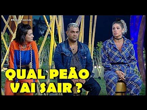 Gabi Prado, Evandro Santo e Catia Paganote são indicados para a Roça, QUEM SAI?