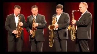 Blattwerk-Saxophon-Quartett: »Irish Washerwoman«
