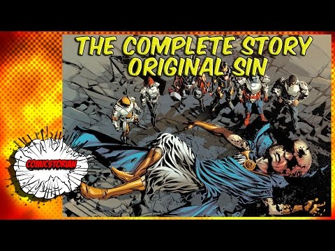 Original Sin - The Complete Story
