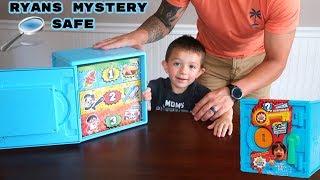 Ryan's World Super Surprise Safe || Unboxing