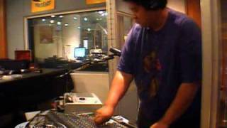"""Fat Freddy's Drop performing """"Pull The Catch"""" on KCRW"""