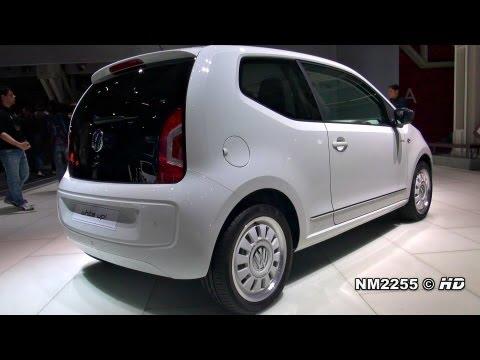 2012 Volkswagen White Up! in Depth Tour