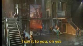 Romeo et Juliette 16. On Dis Dans La Rue (English Subtitles)