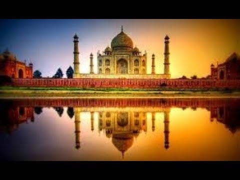World Heritage Sites - Agra - Taj Mahal HD