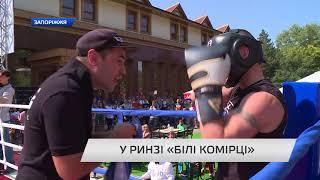 """Сюжет телеканалу TV5. Турнір """"Білих комірців"""" у Запоріжжі."""