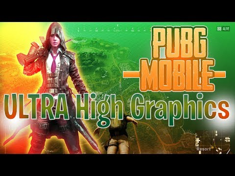 Pubg Mobile 4k Gameplay