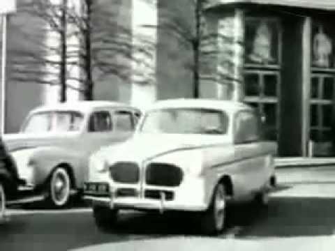 Henry Ford's Hemp Plastic Car 1941