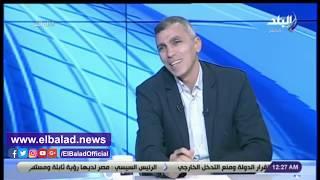 أسامة نبيه يكشف حقيقة امتلاكه حساب على إنستجرام.. فيديو