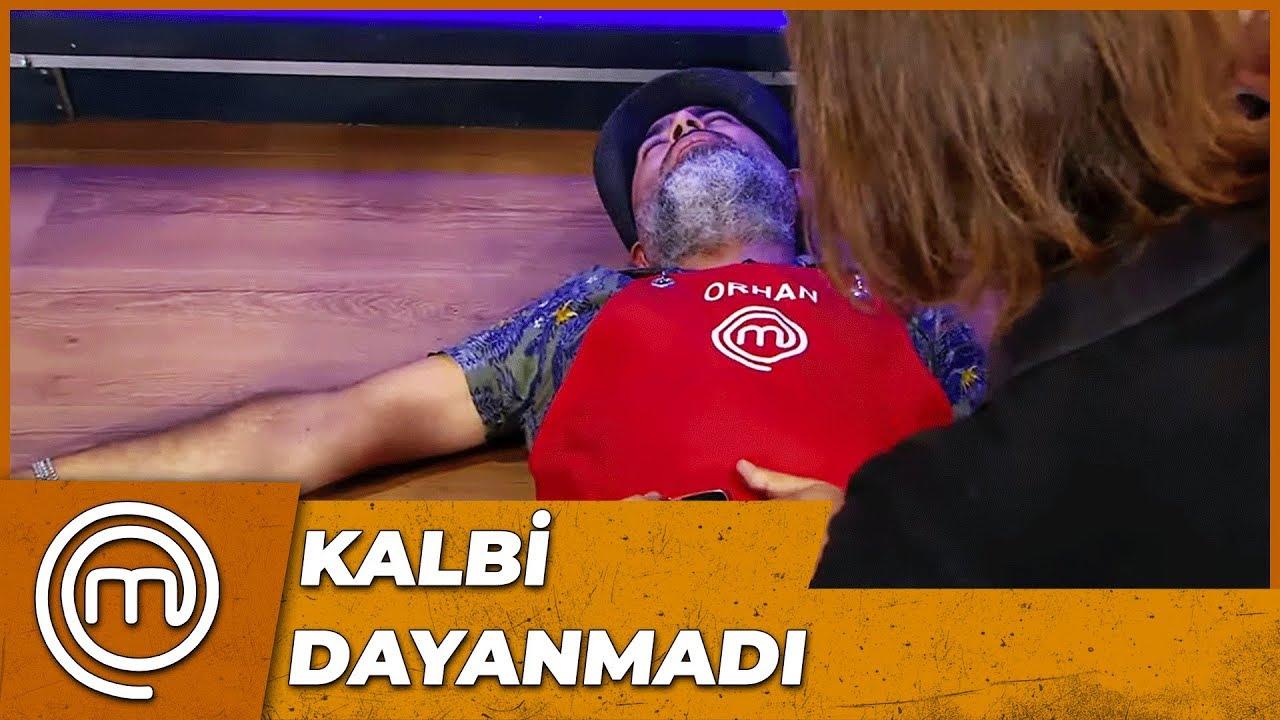 Orhan Bayıldı | MasterChef Türkiye 14.Bölüm
