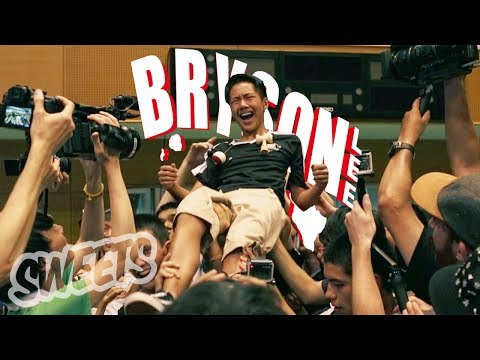 JAPAN 2016 - Sweets Kendamas - World Champs