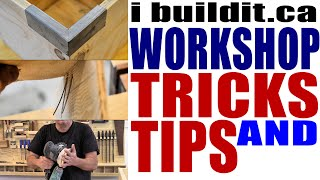 Three Great Shop Tricks And Tips