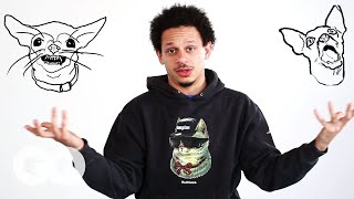 Eric Andre's First Job at a Doggie Daycare Nightmare from Hell | GQ