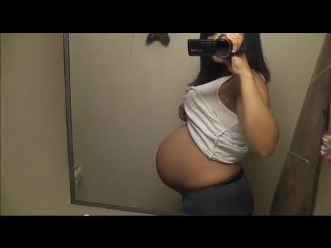 dolor pélvico durante el embarazo de 34 semanas