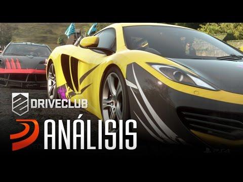 """Análisis de DriveClub (PS4) - """"Competición social y poderío visual para fans de la conducción"""""""