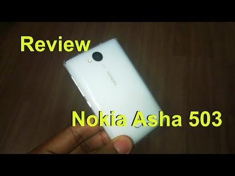 Review Nokia Asha 503 Português!