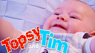 Topsy & Tim 127 - BABY JACK | Topsy and Tim Full Episodes