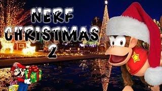 Nerf Christmas 2 (Super Smash Bros. Wii U Montage)