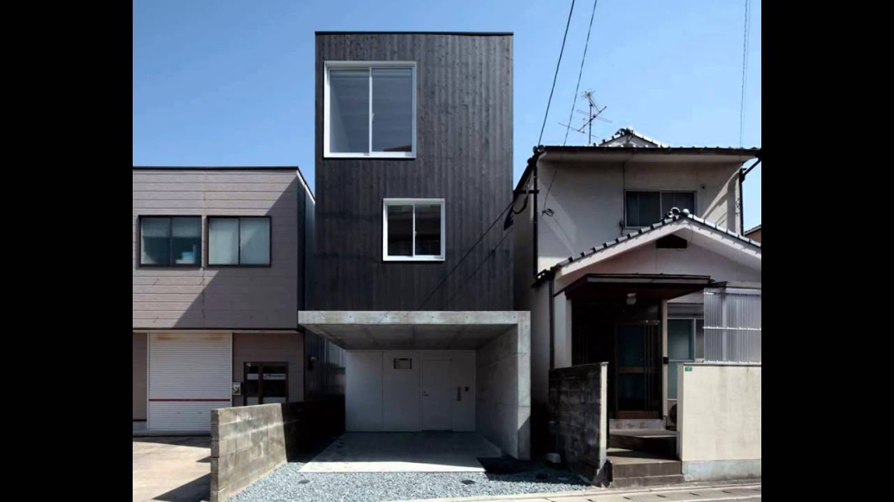 Modern Home Design Floor Plans Small House Design Japan Youtube