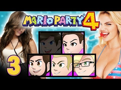 "Mario Party 4: ""Wife Swap"" - EPISODE 3 - Friends Without Benefits"