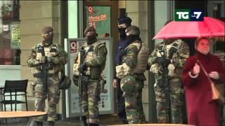 Bruxelles, arrestati due uomini che pianificavano un attentato