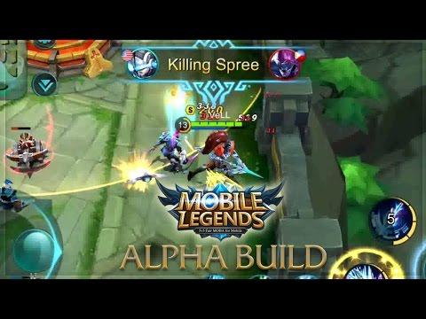 Mobile Legends: ALPHA UNSTOPPABLE BUILD