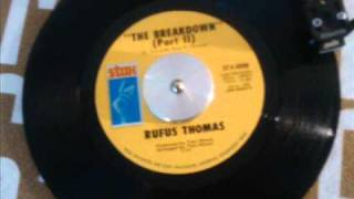 Rufus Thomas- The Breakdown part 2