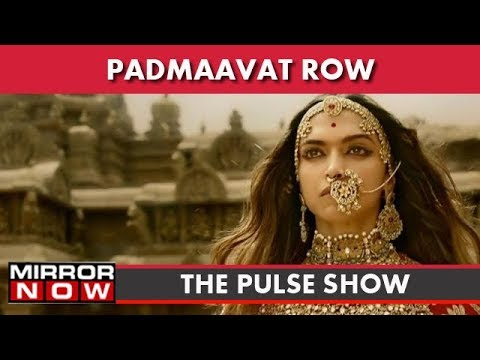 Padmaavat Row: Fringe Group Warns Of Peaceful Protests Over The Film's Release | The Pulse Show