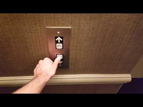 Infamous Dover Impulse Traction Elevators @ Sheraton Lisle Hotel, Lisle, IL
