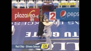 007 marinera en TRUJILLO 2015 01 23 semifinal infantes EL SUEÑO DE POCHI
