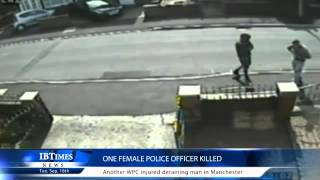 One female police officer killed
