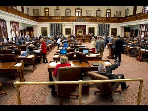 Roundup: Budget, Gun Bills Crowd Abbott's Desk