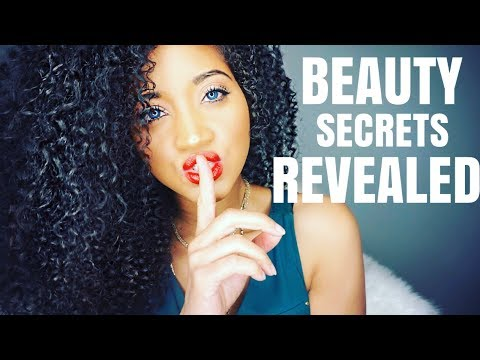 Former Model Shares Top Beauty Hacks~How To Whiten Teeth, Lose Weight Fast, Rid Cellulite + MORE!!