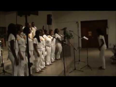 Angels of Jesus, Angels of light - Chorale Voix d'Afrique de Bordeaux