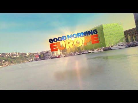 Good Morning Europe! It's Monday, July 2nd, 2018.