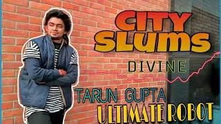 City Slum | Raja Kumari ft. DIVINE| ULTIMATE ROBOT| Dance Video