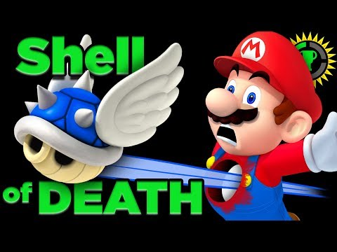 Game Theory: How DEADLY Is Mario's Blue Shell? (Mario Kart 8)